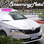 [邀稿]Screaming Metal:: 小改怡情 Skoda Octavia Combi 4x4
