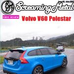 Screaming Metal: 配備跟誠意都滿點的333: Volvo V60 Polestar hot article today ...